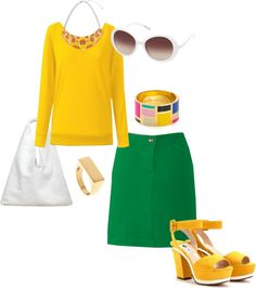 """""""Brighten Up!"""" by meeshandmia on Polyvore"""