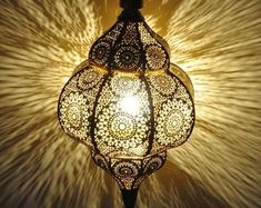 Items similar to 20 x Size Christmas Modern Turkish Vintage Antique Look Moroccan Golden Ceiling Lights Home Lantern Home Decor Golden Lantern Gift Lamp on Etsy Antique Light Fixtures, Hanging Light Fixtures, Antique Lamps, Antique Lighting, Ceiling Light Fixtures, Home Lanterns, Hanging Lanterns, Hanging Lights, Moroccan Ceiling Light