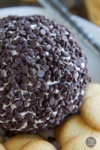 Cannoli Cheeseball - Taste and Tell