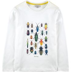 Cotton jersey Tee Paul Smith Junior для мальчиков   Melijoe.com