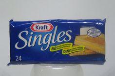 Fromage en tranches Singles de Kraft à 1,72$ après coupon! - Quebec echantillons gratuits