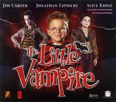 0aff40b3fb95 THE LITTLE VAMPIRE: another good one for the kids. Halloween Movies, Scary  Movies