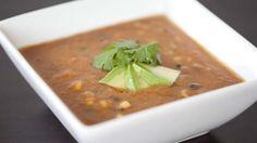 blendtec tortilla soup