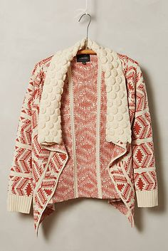 Maple Trail Cardigan ~ looks so cozy!