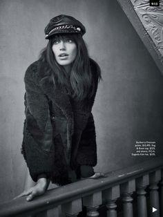 """Chelsea Girl"" for Vogue Australia September 2014  Photographer: Sebastian Kim Stylist: Katie Mossman Hair: Bok-Hee Make-up: Benjamin Puckey Manicure: Casey Herman Set Design: Lauren Bahr  Model: Amanda Wellsh"