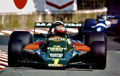 Mario Andretti, 1979 Monaco Grand Prix by Legends Ferrari, Nigel Mansell, Alain Prost, Lotus F1, Mario Andretti, Monaco Grand Prix, Race Cars, Racing, Formula 1