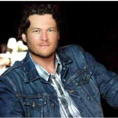 Blake Shelton. Obsessed.
