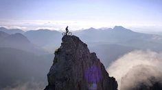 Danny MacAskill tackles unbelievable terrain in Scotland on mountain bike - Yahoo