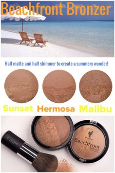 Beachfront younique bronzer! Get your summery glow at https://www.youniqueproducts.com/JanaBost/