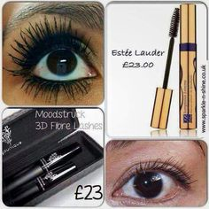 Love this 3D Fiberlash Mascara! Amazing stuff!!  www.youniqueproducts.com/melaniejbrook