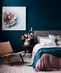 What's the best bedroom colour scheme for you? Spruce up your boudoir with a selection of ideas from some interior experts...