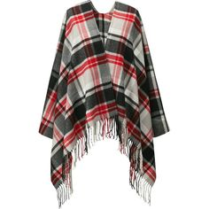 UNIQLO Women 2-Way Stole ($20) ❤ liked on Polyvore featuring accessories, scarves, tartan plaid shawl, fancy shawl, tartan plaid scarves, tartan shawl and plaid wraps shawls