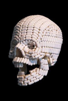 NumbSkull #pills #anatomy #skull