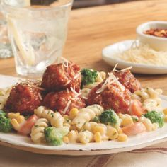 Mix and Match Creations™ Recipes:  Tuscan Meatball Marinara