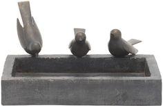 """Bayden Hill Ps Bird Feeder 14""""W, 7""""H"""