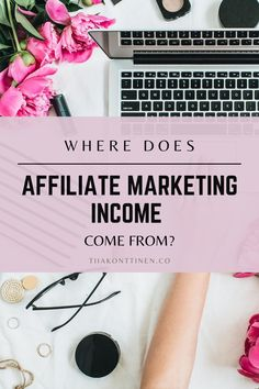 """I receive a question from my readers almost weekly asking: """"Where does affiliate marketing income come from? I don't understand how you can make that much money every month with affiliate marketing... Blogging Coach Tiia Konttinen reveals her tips how to make money through affiliate marketing. #bloggingtools #makemoney #blogging #affiliate #affiliatemarketing Make Money Blogging, Make Money From Home, Way To Make Money, Make Money Online, Email Marketing Strategy, Affiliate Marketing, Online Marketing, Online Entrepreneur, Business Entrepreneur"""