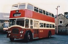 Bus Photo OK Motor Services Ex Southdown Leyland PD3 BUF 279C Northern Counties | eBay