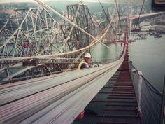 me spinning the Zampa Bridge