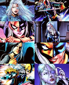 """""""Whatever people want to think of me, they can go ahead and think it. Deathstroke's daughter. Teen Titan. Hero. Villain. Loyal. Brave. Crazy. Conniving. Broken. If that's the case, then it really makes no difference what they say, right? What matters is the choices I make and whether or not I can live with them."""""""
