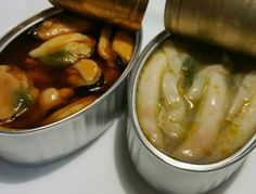 The very best quality tin food made in Spain.