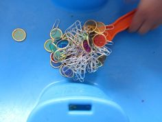 Magnetyczna różdżka i szkiełka - -baw się, rozmawiaj i ucz!