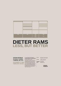 Dieter Rams - an interesting man
