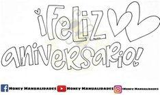 Dbz, Stencils, Happy Birthday, Clip Art, Faith, Calligraphy, Letters, Letters Of Alphabet, Notebook Ideas