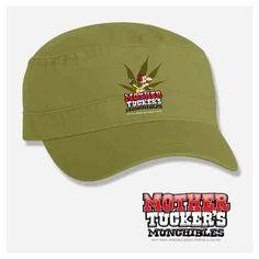 Mother Tucker's Munchibles™ - Signature Olive Painter's Cap