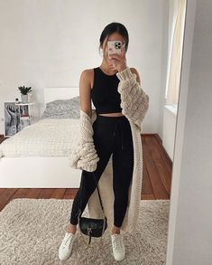 Fashion Mode, Winter Fashion Outfits, Look Fashion, Spring Outfits, Autumn Outfits, Women's Fashion, Jeans Fashion, Summer Outfits Women, Latest Fashion