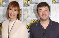Gale Anne Hurd and Blake Masters discuss Falling Water.