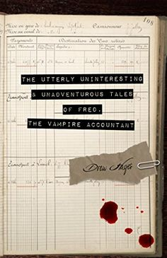 The Utterly Uninteresting and Unadventurous Tales of Fred, the Vampire Accountant by Drew Hayes http://www.amazon.com/dp/B00M6AM6Q8/ref=cm_sw_r_pi_dp_e0zUvb0V957YZ