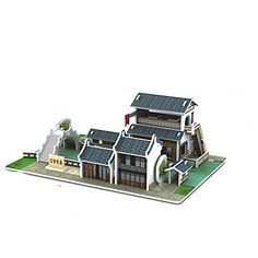 3D palapeli Hauska Puu Klassinen Lasten Unisex Lelut Lahja 3d Puzzles, Unisex