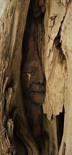 Reserved for Malene March 2 of 3  Healing Wood by ShapingSpirit