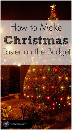 One of the biggest budget crushers are all those little goodies you stuff into stockings, check out some tips and tricks to helps save this Christmas.