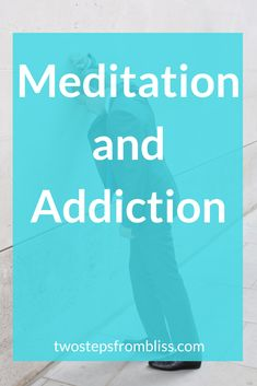 Meditation and addiction share certain qualities, but in the end, they are opposite forces. Read how meditation can help in the battle against addiction. Best Meditation, Meditation For Beginners, Meditation Practices, Spiritual Life, Spiritual Awakening, Relaxation Exercises, Learn To Meditate, Emotional Pain, Mindfulness Practice