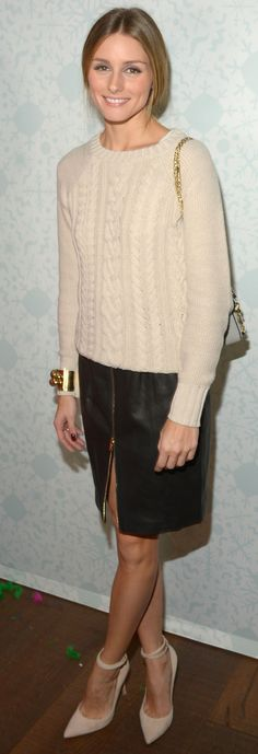 Olivia Palermo's chic sweater is only $30 - see where to buy it now!