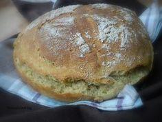 Chleb portugalski na mące kukurydzianej