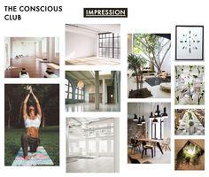 The Conscious Club -  een duurzame locatie in Amsterdam met café/living, ruimte voor events, meetings en een dagelijks programma voor een bewuster leven.