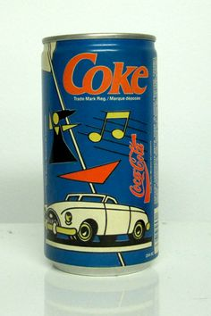 Vintage Coke Can  CHECK OUT ALL MY COKE BOARDS AND FOLLOW OUR OTHER BOARDS COCA COLA ADS COCA COLA BOTTLES COCA COLA CANS COCA COLA EVERYTHING ELSE COCA COLA VEHICLES