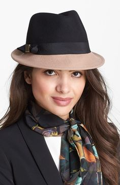 Ted Baker London Trilby Hat available at #Nordstrom