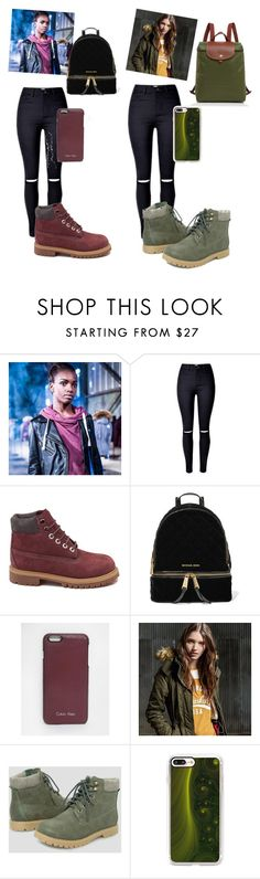 """""""The Cover Up – Jackets by Superdry: Contest Entry"""" by mizzvi ❤ liked on Polyvore featuring Superdry, Timberland, MICHAEL Michael Kors, Calvin Klein, Ashley Stewart, Casetify and Longchamp"""