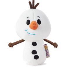Olaf was a wonderful surprise! Too bad my 4-year-old took him immediately! #JingleVoxBox @Influenster @hallmark #ittybittys