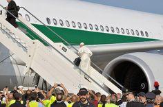 Blog de Santo Afonso: Retrospectiva: momentos marcantes da viagem do Pap...