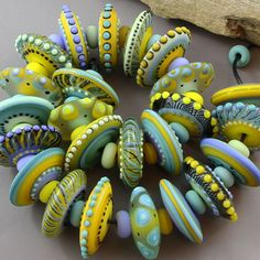 US $214.26 New without tags in Jewelry & Watches, Loose Beads, Lampwork