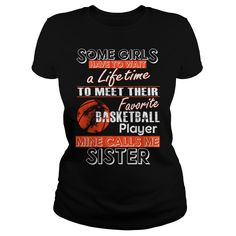 T-shirts A Lifetime Favorite Basketball Player Mine Calls Me Mom Women Funny Tshirt Fashion for Men & Women Hot trend 2018 Basketball Quotes, Basketball Shirts, Sports Basketball, Basketball Players, Basketball Stuff, Call My Sister, School Spirit Shirts, Sister Shirts, Tee Shirt Designs