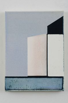 Svenja Deininger, Untitled, 2012 Oil on canvas 11 × 8 1/4 in 27.9 × 21 cm