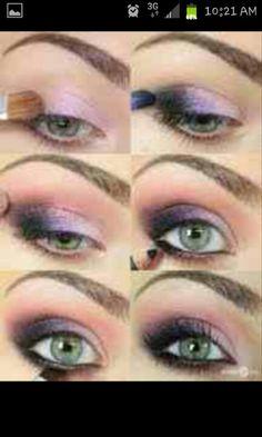 Prom makeup??