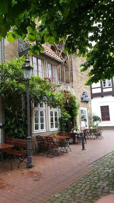 Restaurant ALTE MÜNZE in MINDEN. Minden, Scenery, Germany, Restaurant, Continents, Restore, Paisajes, Environment, Landscape