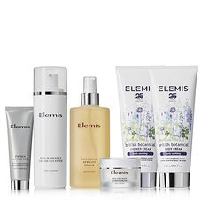 Elemis 6 Piece British Botanical Face and Body Experience Elemis Spa, Smell Good, Face And Body, Perfume Bottles, British, Make Up, Skin Care, Cosmetics, Fragrances