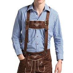 Partiss Herren Trachtenhemd Trachten Freizeit Hemd Oktoberfest kariert mit Baumwolle Partiss http://www.amazon.de/dp/B012FDBFKS/ref=cm_sw_r_pi_dp_OHETvb0QFEMZS